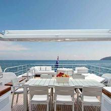 La Chilonga II Yacht