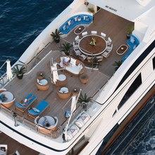 Vision Yacht Sundeck - Aerial