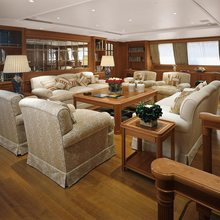 Is A Rose Yacht Main Saloon - Overview