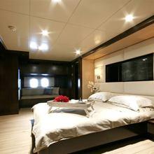 Infinity Yacht Master Stateroom
