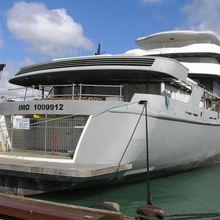 Grand Seraglio Yacht