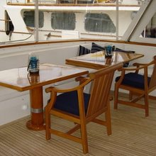 Dozer II Yacht