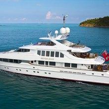 The Lady K Yacht Profile