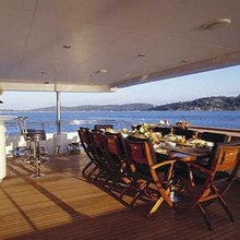 Focus Yacht Aft Deck