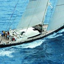 Yam 2 Yacht Running