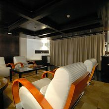 Slo Mo Shun Yacht Bridge Deck Saloon Seating