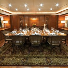 You & Me Yacht Dining Table