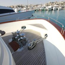 Santa Maria X Yacht