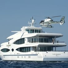 Queen Mavia Yacht