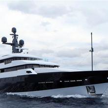 Falcon Lair Yacht