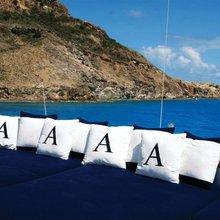 Genesia Yacht Sunpads