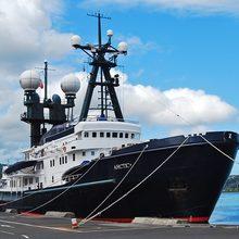 Arctic P Yacht