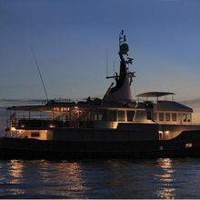Spirit Of Adventure Yacht