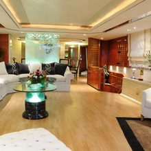 Grand Mariana II Yacht Saloon