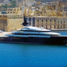 Seven Seas Yacht Moored