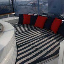 Blue Pearl Yacht