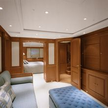 Is A Rose Yacht Master Sitting Area