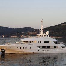 Maxima Star Yacht Main Profile