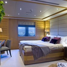 Neom Yacht Guest Cabin