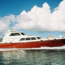 Discovery Yacht