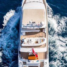Blue Symphonie Yacht