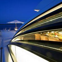 Ventum Maris Yacht External - Detail