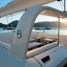 Yam 2 Yacht Sundeck