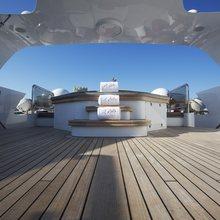 Il Sole Yacht Sun Deck