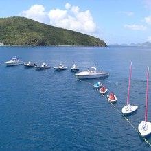Leander G Yacht Tender & Toys