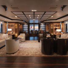 Vision Yacht Main Saloon