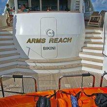 No Bad Ideas Yacht Swim Platform