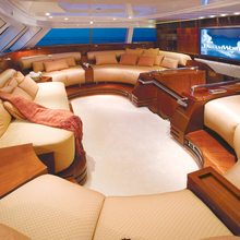 Bad Girl Yacht Observation Lounge
