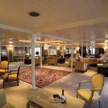 Savarona Yacht Salon