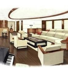 Seven Seas Yacht Artist's Impression - Main Salon