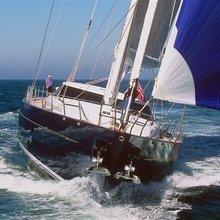 Espiritu Del Xarey Yacht