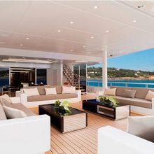 Mogambo Yacht Main Deck