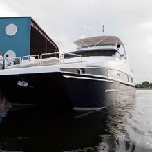Pegasus IX Yacht