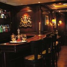 Paraffin Yacht Interior Bar - Main Deck