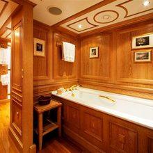Enigma Yacht Bathroom