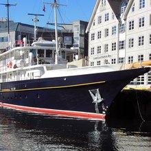 Elsa Yacht Moored