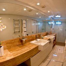Zenith Yacht Master Bathroom