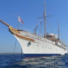 Nahlin Yacht
