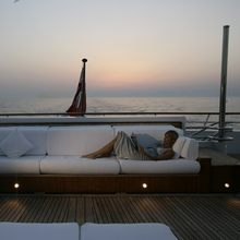 Golden Fleet Yacht Deck Seating