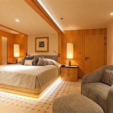 Ventum Maris Yacht Double Suite Entrance - Neutral
