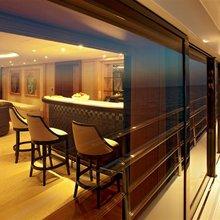 Ventum Maris Yacht Upper Lounge View