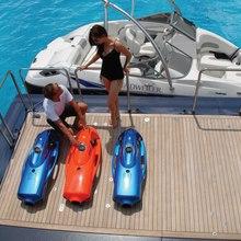 You & Me Yacht Water Sports & Swim Platform
