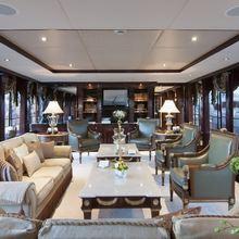 Ionian Princess Yacht Main Salon