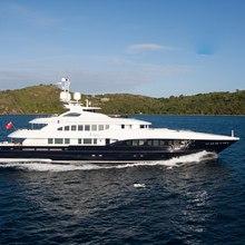 4YOU Yacht Running Shot - Profile