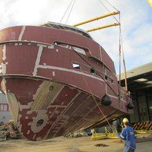 Wally Shadow Yacht
