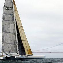 Sodebo Ultim' Yacht